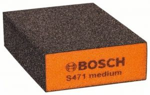 Gąbka szlifierska Bosch S471 Soft Medium