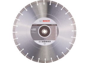 DIAMENT. TARCZA STANDARD FOR ABRASIVE BOSCH 400mm