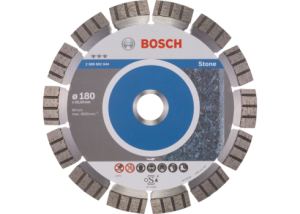 DIAMENT. TARCZA TNĄCA BEST FOR STONE BOSCH 180mm