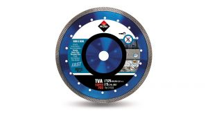 Tarcza diamen.do mat.twardych TVA 125 SUPERPRO