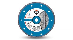 Tarcza diamen.do mat.twardych TSA 230 SUPERPRO
